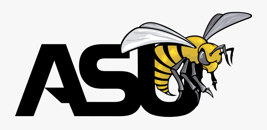 Alabama State University Logo, Transparent Clipart