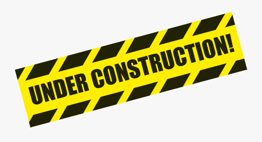 - Under Construction Png Clipart , Png Download - Under Construction Clipart, Transparent Clipart