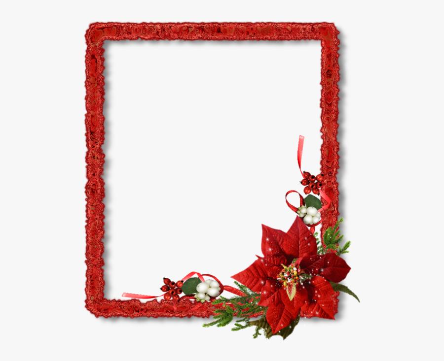 B *✿* Xmas Frames, Christmas Card Template, Christmas - Karácsonyi Keret Ek, Transparent Clipart