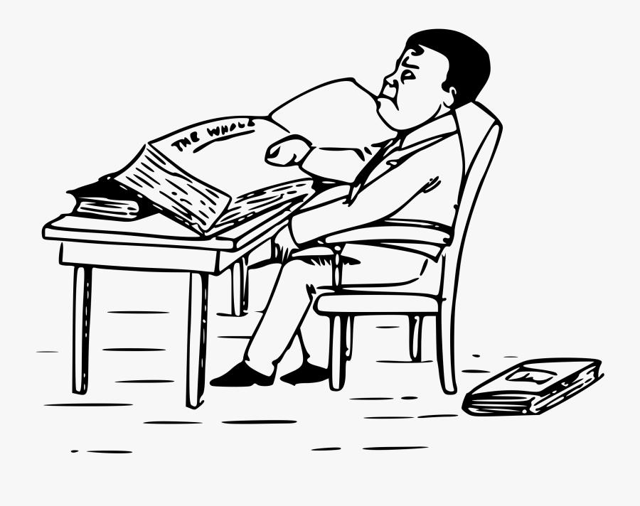 Man Reading Books Svg Transparent Library - Man Reading Books Clipart, Transparent Clipart