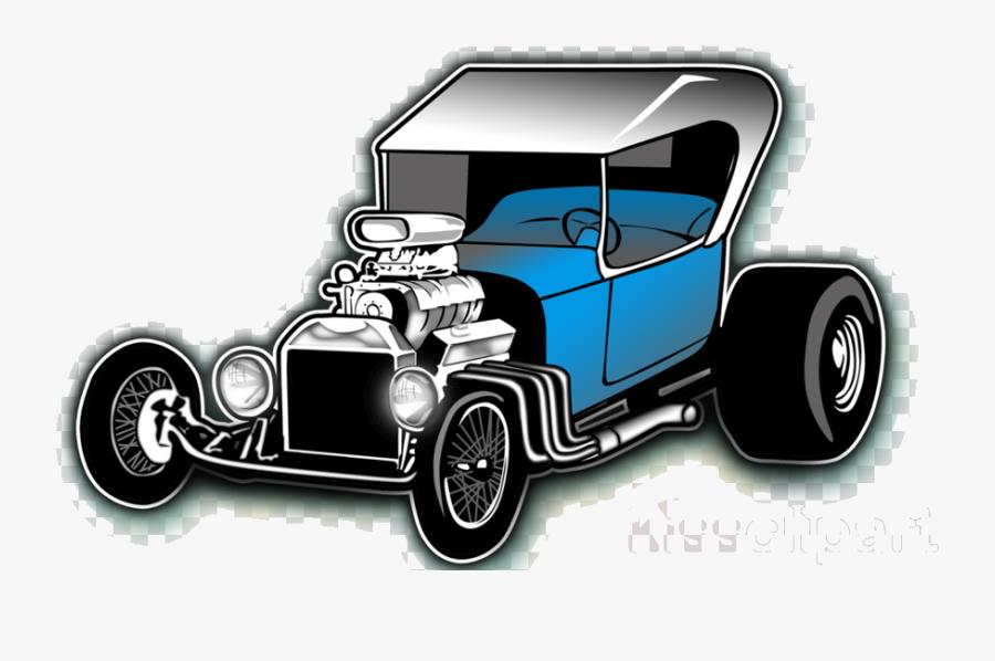 Hot Rod Car Product Transparent Image Clipart Free - Png Hot Rods Engine, Transparent Clipart