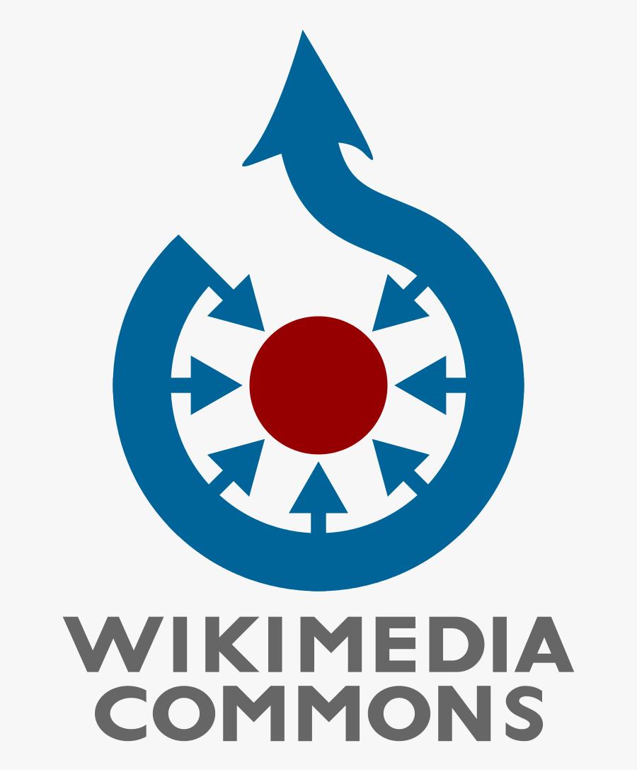 Wikimedia Commons Logo, Transparent Clipart