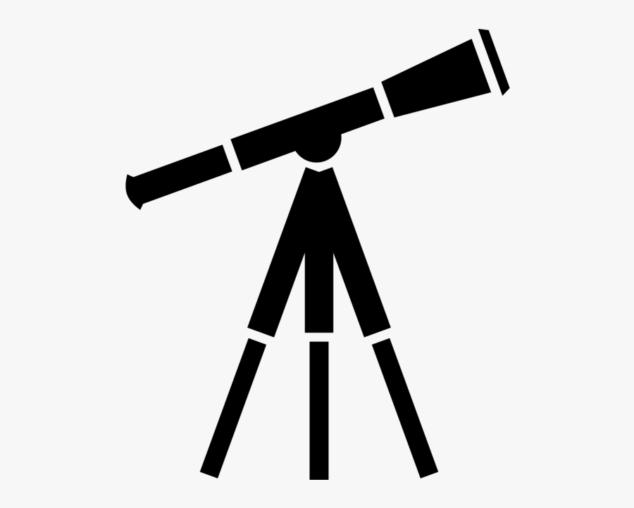 Telescopes & Binoculars - Telescope Creative Commons, Transparent Clipart