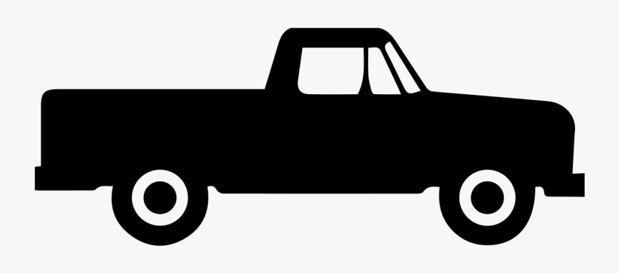 Sedan Car Side Black Silhouette Svg Png Icon Free Download - Creative Commons Images Car, Transparent Clipart