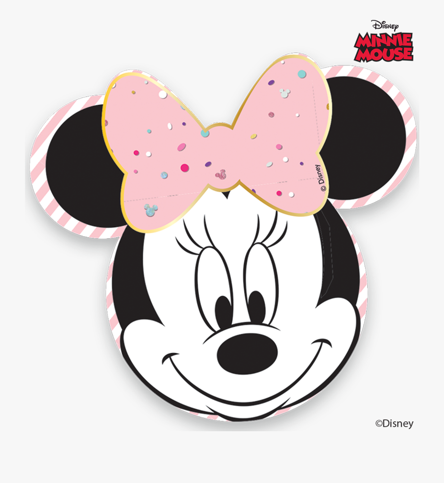 Transparent Minnie Mouse Birthday Png - Minnie Mouse, Transparent Clipart