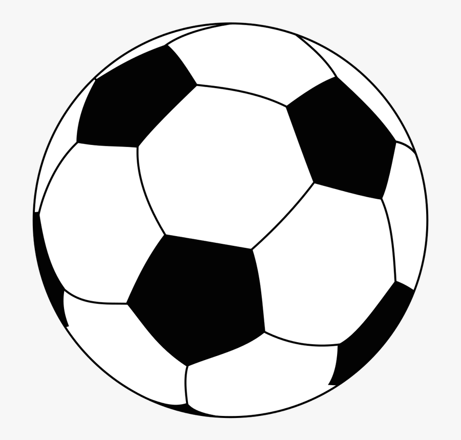 Top Drawing Football Clip Art Free Library - Soccer Ball, Transparent Clipart