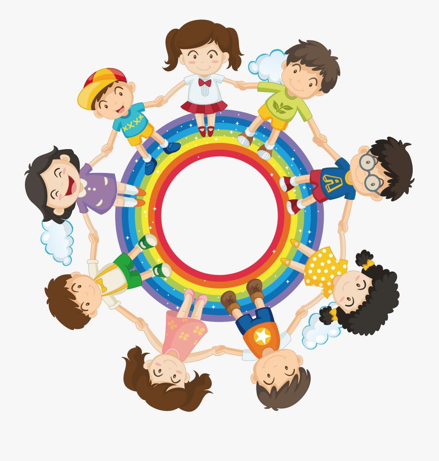 Royalty-free Child Clip Art - Cultural Diversity, Transparent Clipart