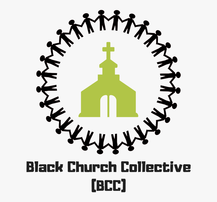 Transparent Church Silhouette Png - People Holding Hands Around, Transparent Clipart