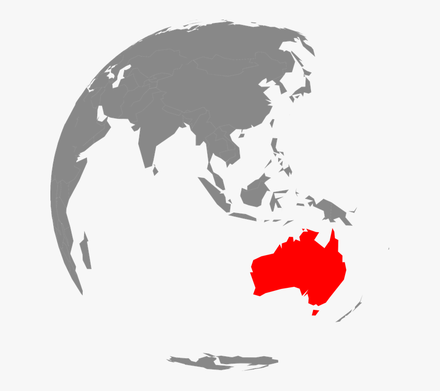 Western Pacific And South East Asia, Transparent Clipart