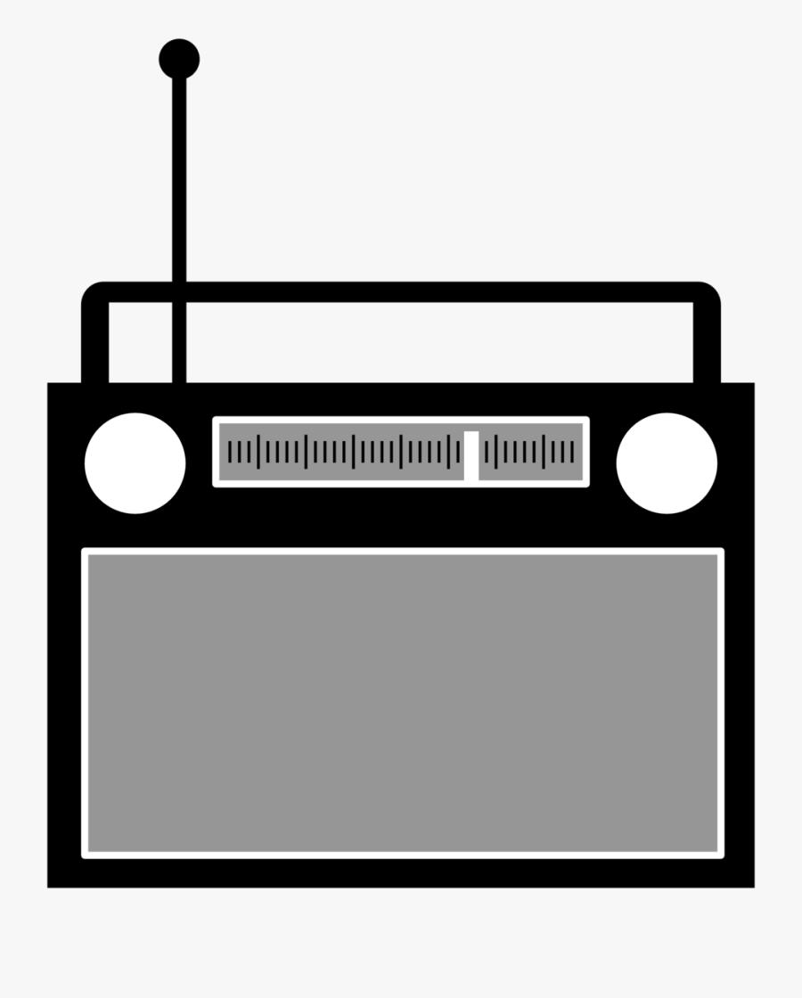 Transparent Broadcasting Clipart - Am Radio Clip Art, Transparent Clipart