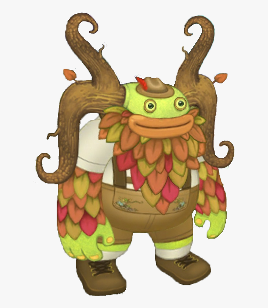 Image Rare Entbrat Png My Singing Monsters Costumes 2018 Free Transparent Clipart Clipartkey