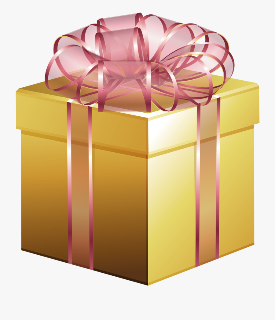 Gift Box Png Image Free Download - Birthday Gift Box Png, Transparent Clipart
