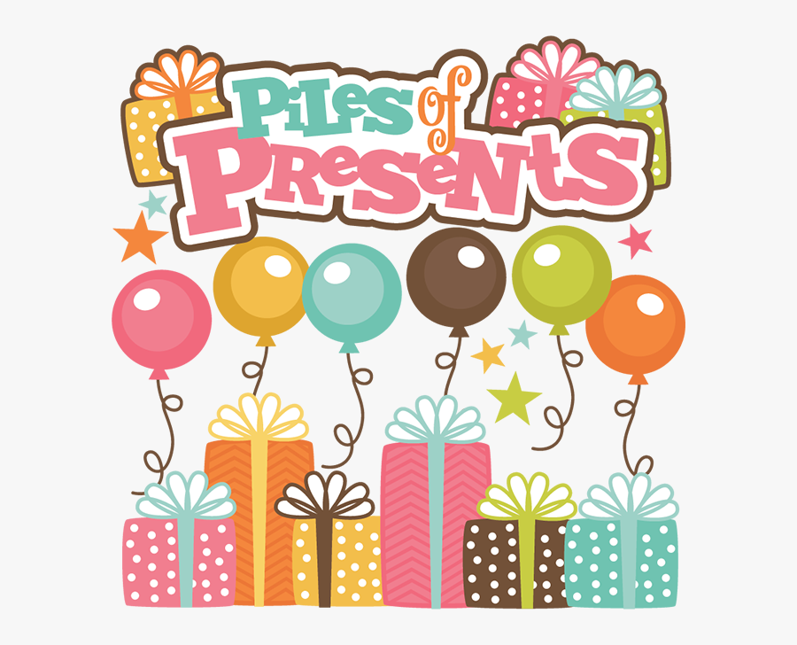 Girly Miss Kate Cuttables Birthday, Transparent Clipart