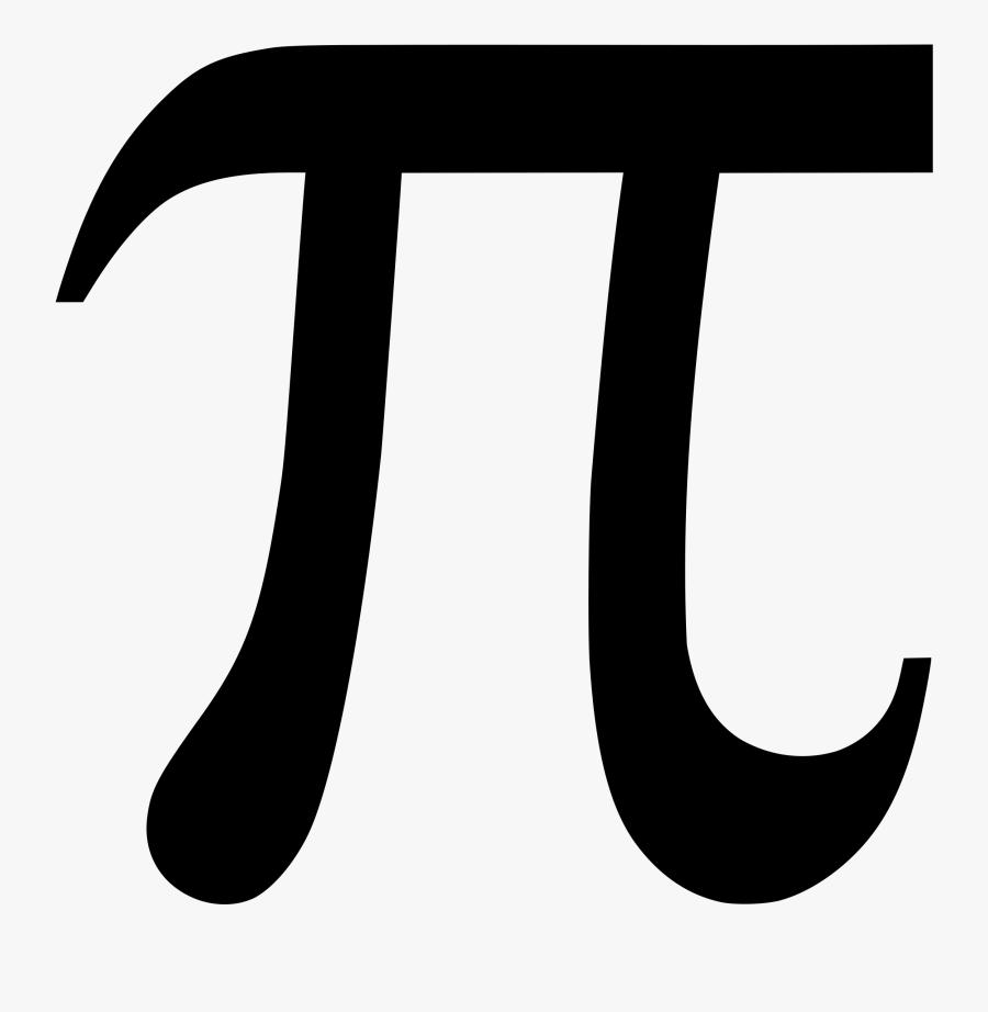 Symbol Of Pi, Transparent Clipart
