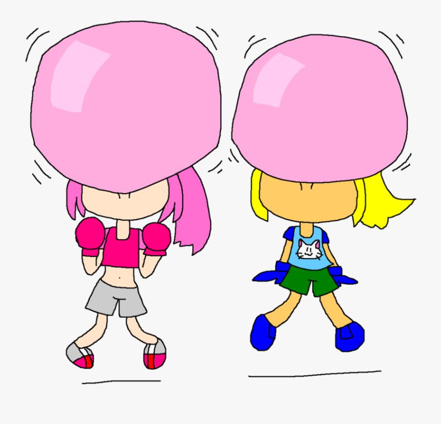 Chewing Gum Bubble Gum Drawing Cartoon, Transparent Clipart