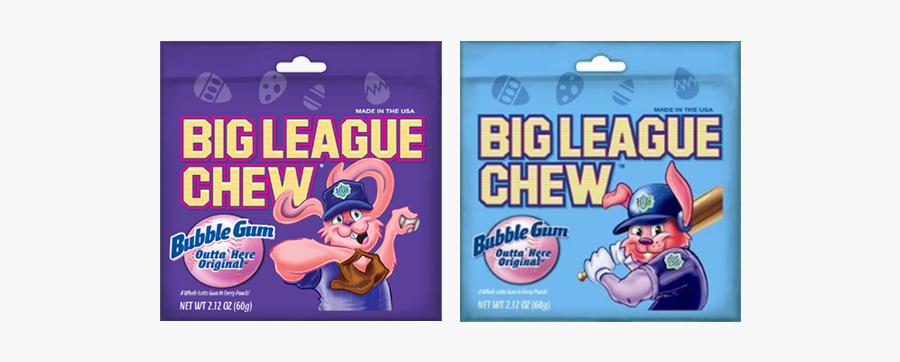 Big League Chew Easter, Transparent Clipart