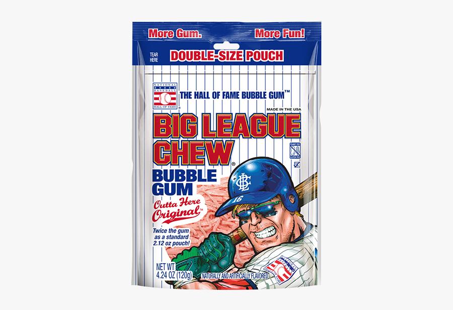 Big League Chew, Transparent Clipart