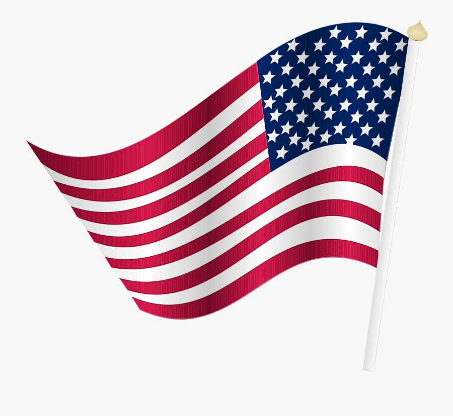 Flag Of The United States Tattoo National Flag - Flag Of The United States, Transparent Clipart
