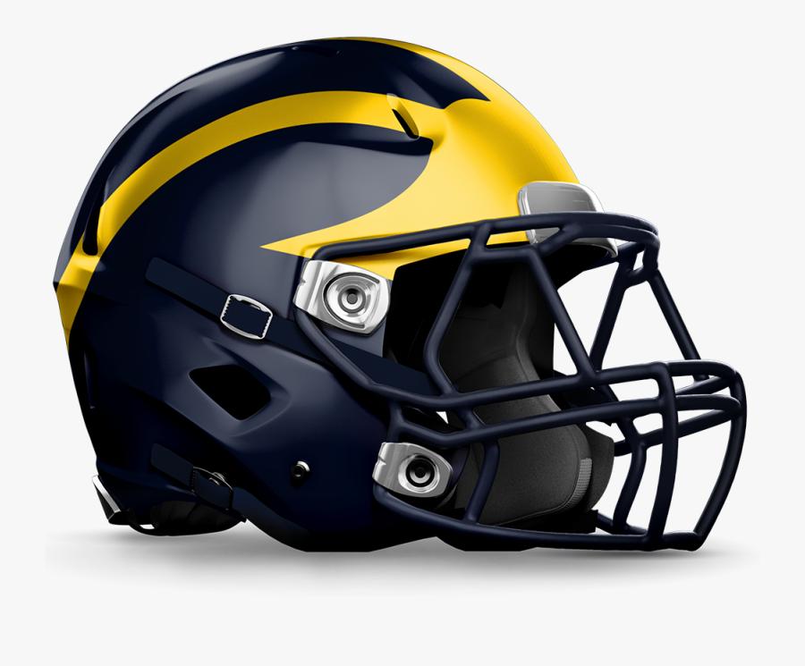 Big Ten Helmet Png Files - Football Helmet Png, Transparent Clipart
