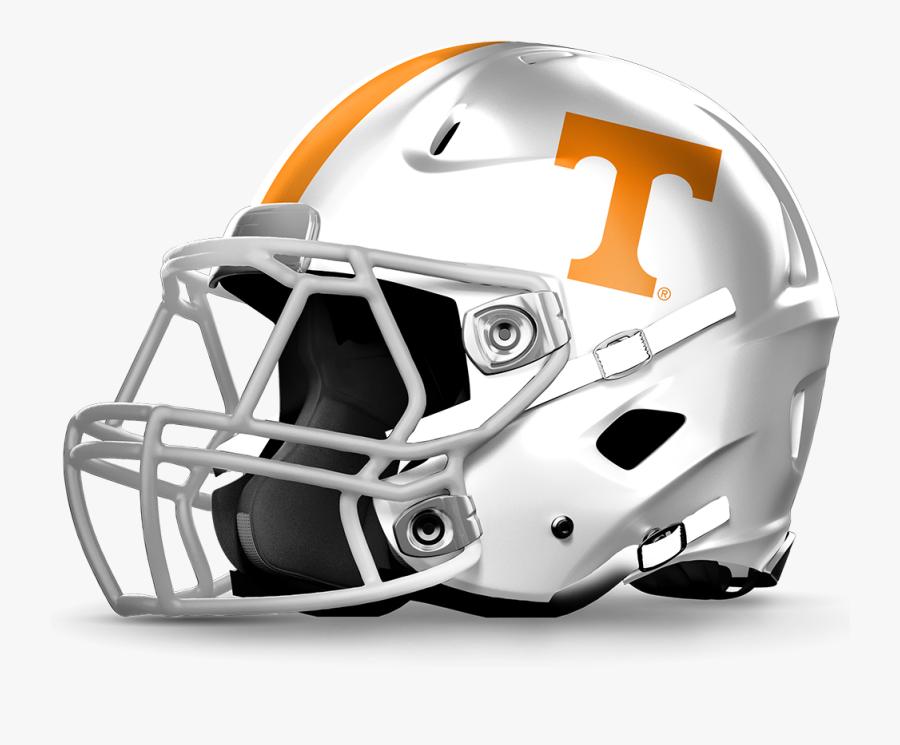 Transparent Football Helmet Clipart - Akron Zips Football Helmet, Transparent Clipart