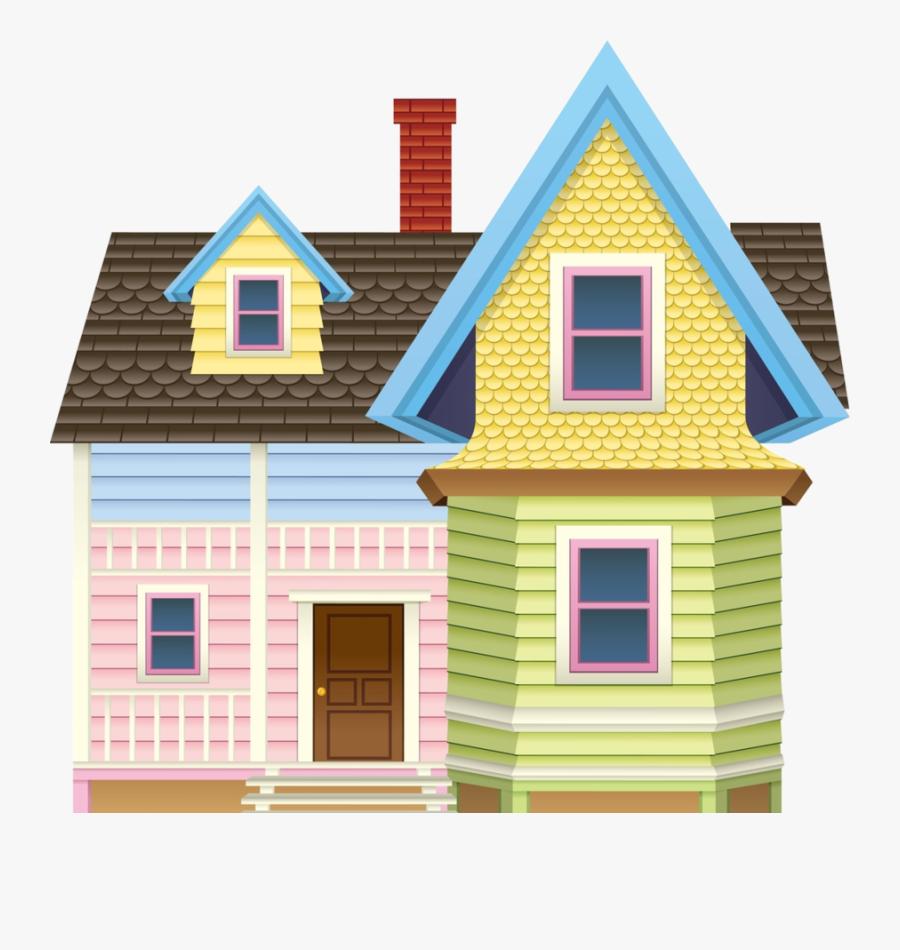 Clipart House Cottage - 天外 奇蹟 房子, Transparent Clipart