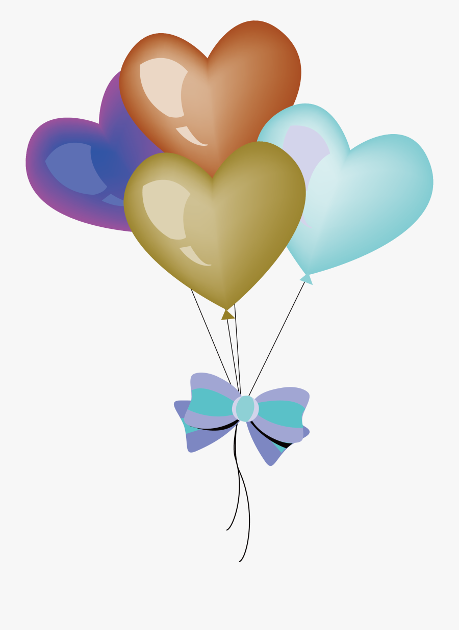 Weddings Free Clipart Balloon - Party Hats And Balloons, Transparent Clipart