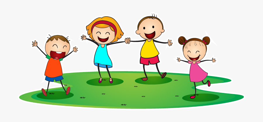 Child Caregivers Kamloops About - Enfants Qui Jouent Dessin, Transparent Clipart