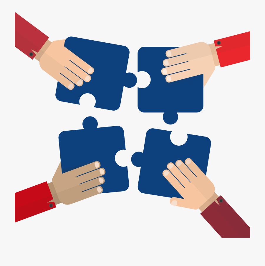 Team Development Solutions And - Team Building Clip Art Png, Transparent Clipart