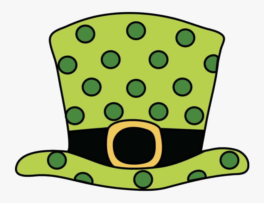March Free Clipart Polka Dot Hat Transparent Png - March Clipart, Transparent Clipart