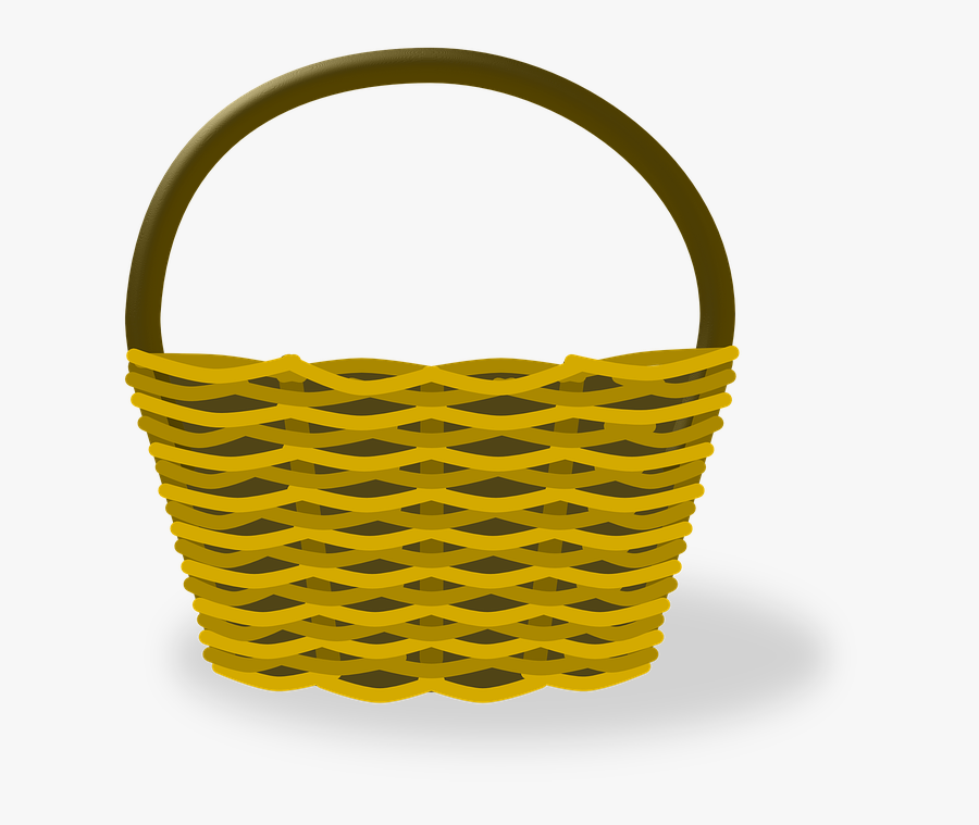 Clip Art At Clker - Hot Air Balloon Basket Cartoon, Transparent Clipart