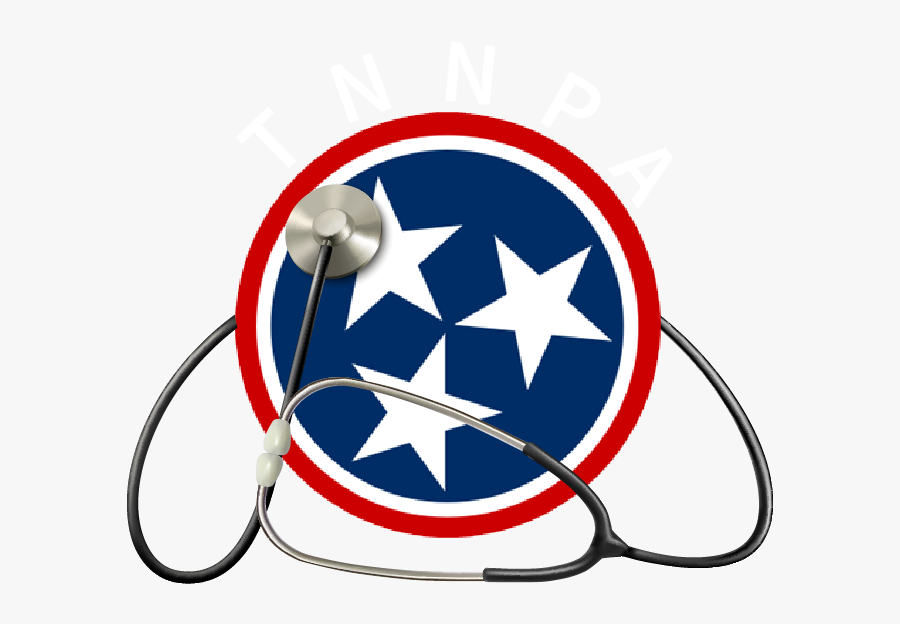 Transparent Nurse Clipart Png - Real Tennessee State Flag, Transparent Clipart