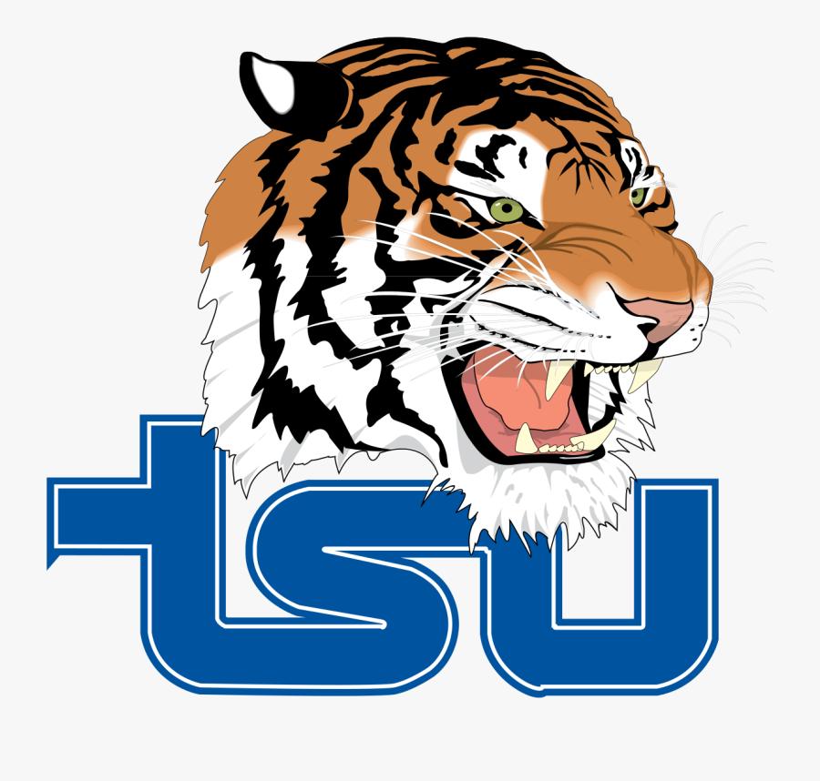 Tennessee State Tigers - Tennessee State Tigers Basketball, Transparent Clipart