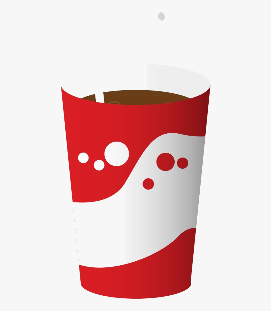 Soda Latest View Clipart Fast Food Drink Transparent - Fast Food Drink Png, Transparent Clipart