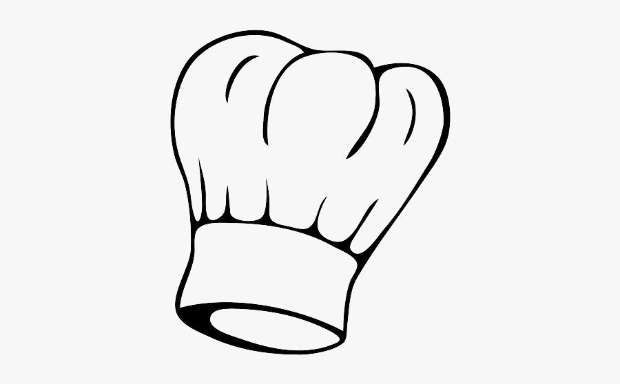 Pink Chef Hat Clipart, Transparent Clipart