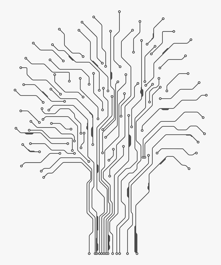 Tattoo Wiring Diagram Electrical Printed Circuit Electronics - Circuit  Board Png Transparent , Free Transparent Clipart - ClipartKeyClipartKey