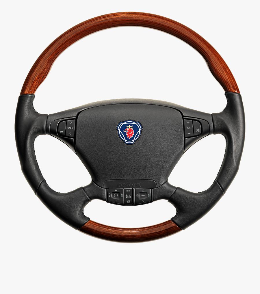 Transparent Nautical Wheel Png - Car Steering Wheel Simulator, Transparent Clipart