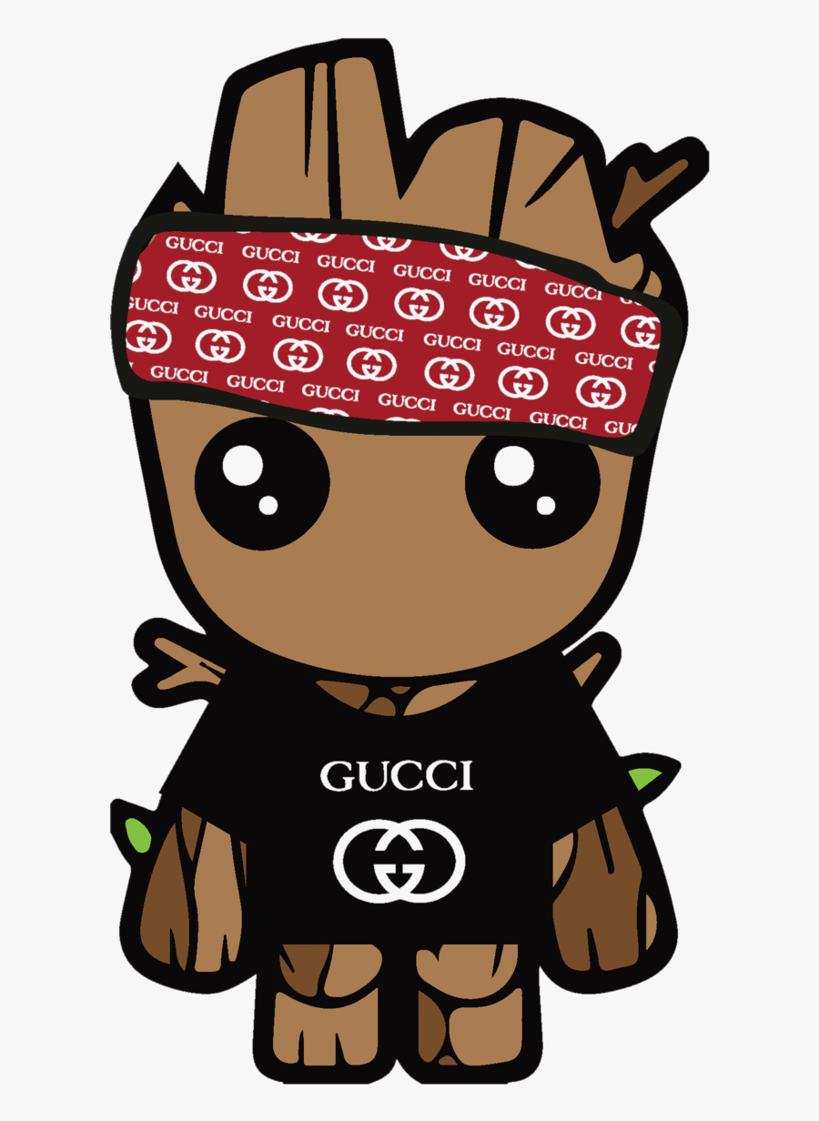 Baby Groot - Cute Cartoon Marvel Characters, Transparent Clipart