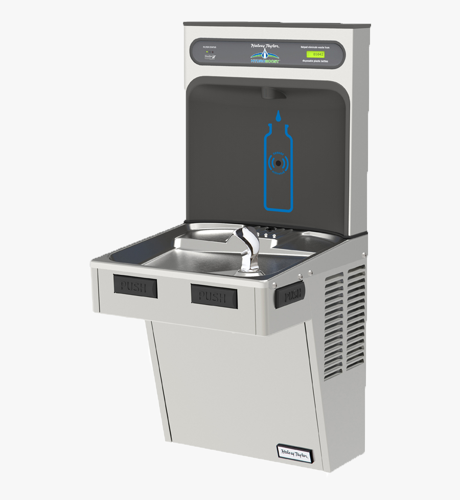 Transparent Fountain Water Png - Wall Drinking Water Fountain, Transparent Clipart