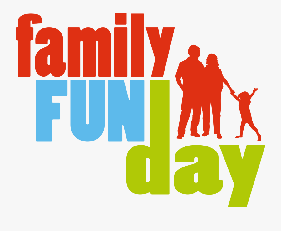 Clip Art Family Day Clipart - Family Fun Day Logo Png, Transparent Clipart