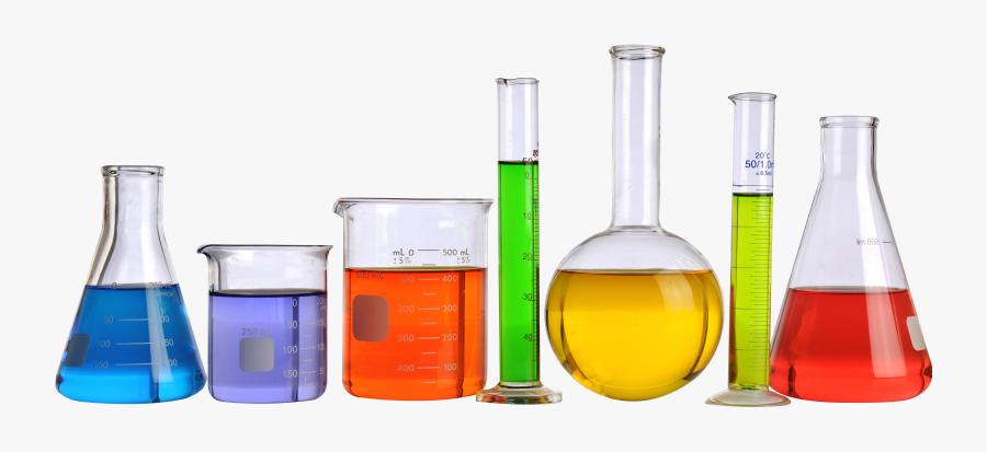 Chemistry Lab Equipment Png, Transparent Clipart