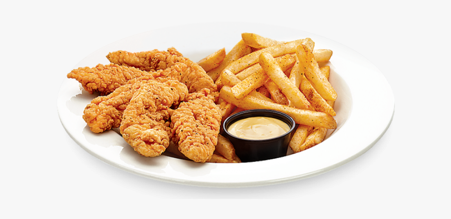 Index Of Png Download - Crispy Chicken Strips And Fries Ihop, Transparent Clipart