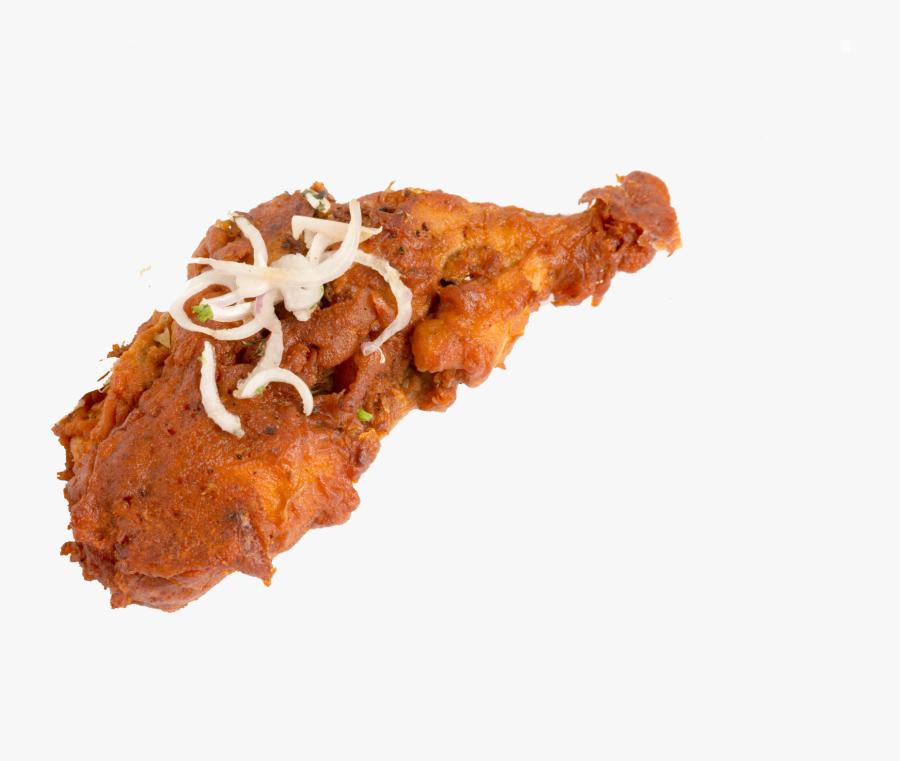 Chicken Leg Piece Morine Bakery - Fried Food, Transparent Clipart