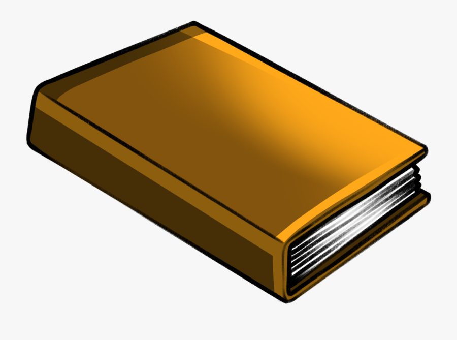 Closed Book Clipart , Png Download - Closed Book, Transparent Clipart