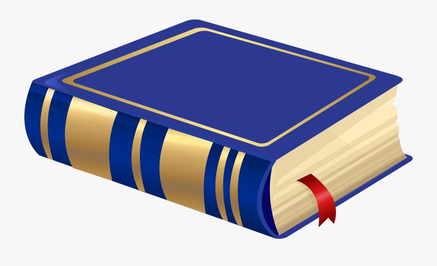 Blue Book Png Clip Art Image - Portable Network Graphics, Transparent Clipart