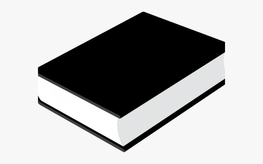 Closed Book Cliparts - รูปภาพ หนังสือ ขาว ดำ, Transparent Clipart
