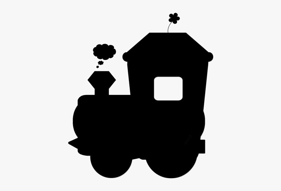 Circus Train Engine Clipart Png Black And White - Pick Up Corsa Club, Transparent Clipart