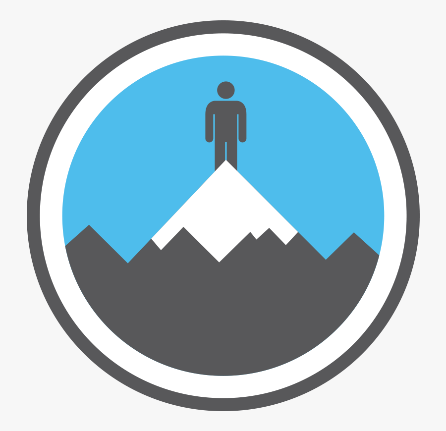 Transparent Climbing Png - Everest Base Camp Icon, Transparent Clipart