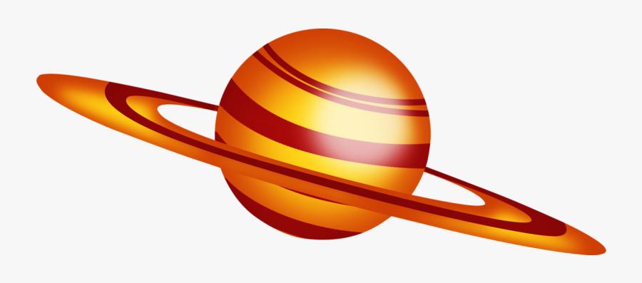 Clip Art Clip Art Cartoon Transprent - Cartoon Saturn Planet Saturn Clipart, Transparent Clipart