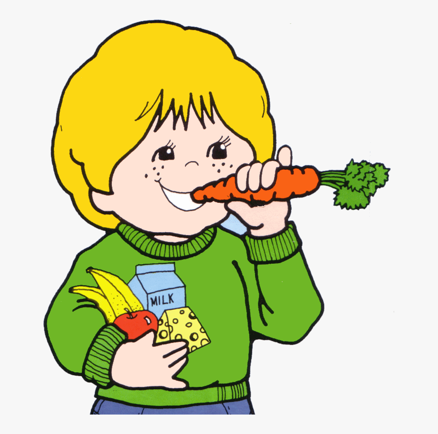 Healthy Eating Pictures - Eat Healthy Food Clipart, Transparent Clipart