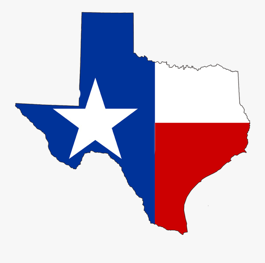 #texas - State Of Texas, Transparent Clipart